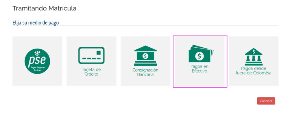 ¿Cómo pagar su solicitud de servicio en efectivo?